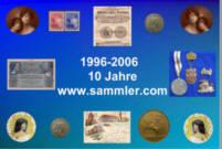 10 Jahre sammler.com