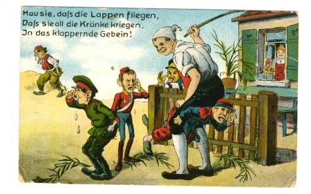 Deutsche Karte Vor Dem 1 Weltkrieg.Ansichtskarten Des 1 Weltkrieges