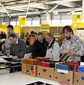 Briefmarkenmesse 2008 in München