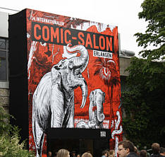 Comic Salon Erlangen 2010