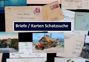 Briefe und Karten aus Baden-Württemberg und der Bodenseeregion