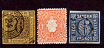 Briefmarken Altdeutschland