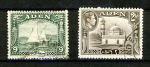 Briefmarken Aden