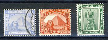 """Briefmarken Ã""""gypten"""