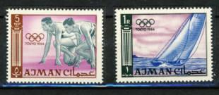 Briefmarken Ajman