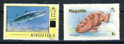 Briefmarken Anguilla