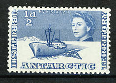 Briefmarken British Antarctic Territory