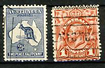 Briefmarken Australien