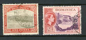 Briefmarken Dominica