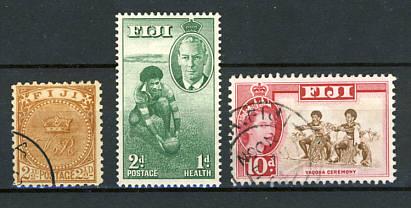 Briefmarken Fiji