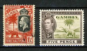 Briefmarken Gambia