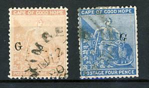 Briefmarken Griqualand