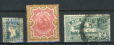 Briefmarken Indien