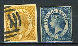 Briefmarken Ionische Inseln