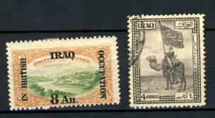 Briefmarken Irak