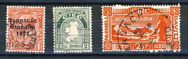 Briefmarken Irland