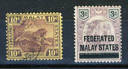 Briefmarken Malaysia