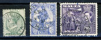 Briefmarken Malta