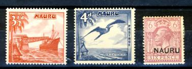 Briefmarken Nauru