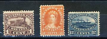Briefmarken Neubraunschweig