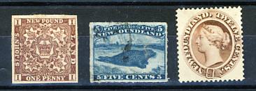 Briefmarken Neufundland