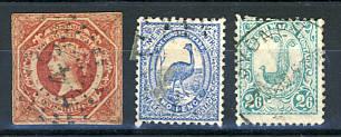 Briefmarken Neusüdwales