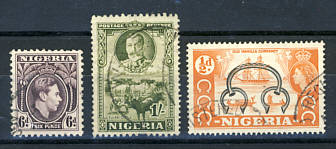 Briefmarken Nigeria