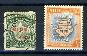 Briefmarken Niue