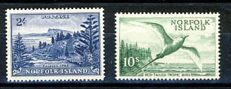 Briefmarken Norfolk Insel