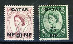 Briefmarken Qatar