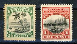 Briefmarken Rarotonga