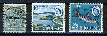 Briefmarken Rhodesien