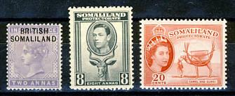 Briefmarken Somaliland