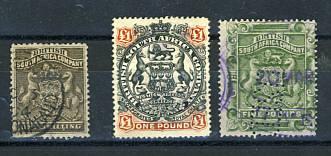Briefmarken Südafrikanische Gemeinschaft