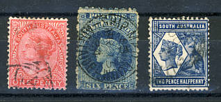 Briefmarken Südaustralien