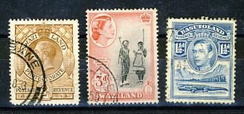 Briefmarken Swaziland