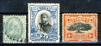 Briefmarken Tonga