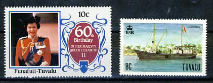 Briefmarken Tuvalu