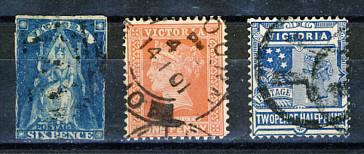 Briefmarken Victoria