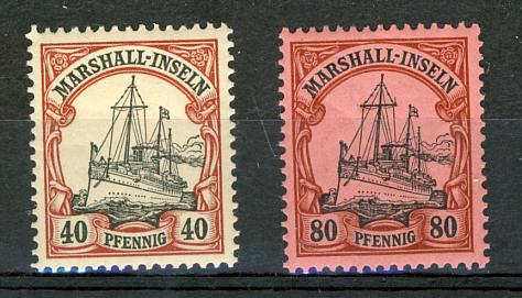 Briefmarken Marshall-Inseln