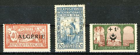 Briefmarken Algerien