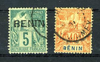 Briefmarken Benin