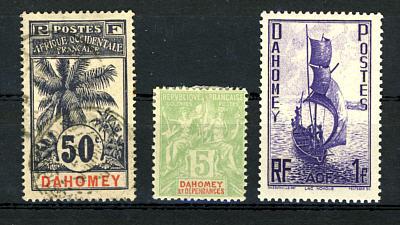 Briefmarken Dahomey