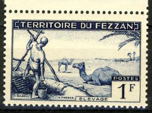 Briefmarken Fezzan