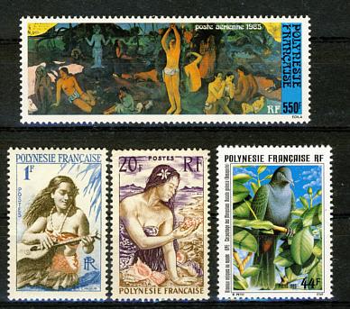 Briefmarken Französisch Polynesien