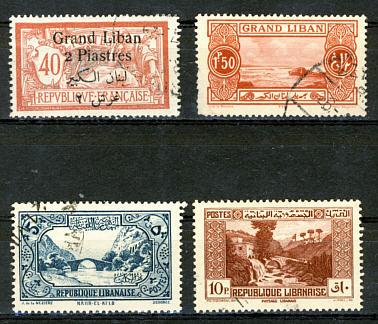 Briefmarken Libanon