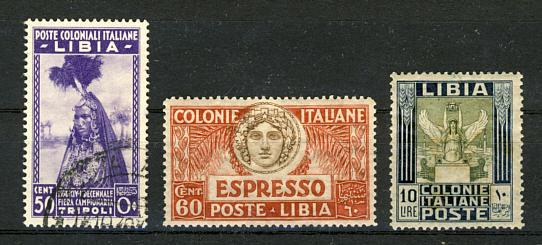 Briefmarken Libyen