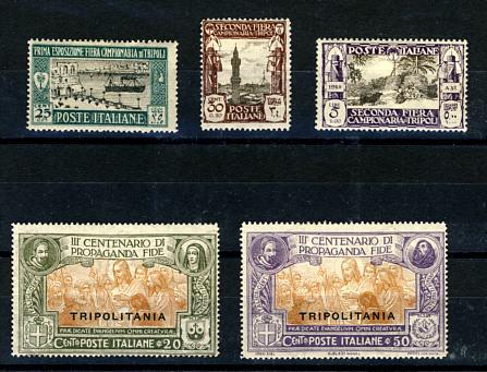 Briefmarken Italienische Kolonien