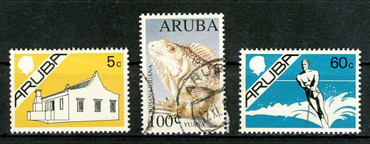 Briefmarken Aruba