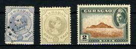 Briefmarken Niederländische Kolonien